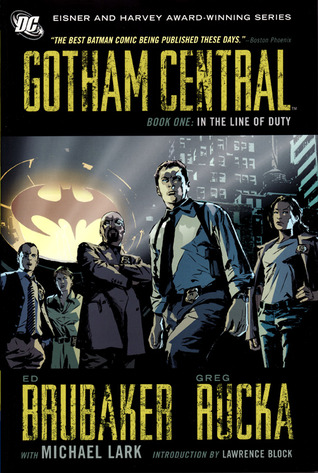 Gotham Central, Book One: In the Line of Duty (2004)