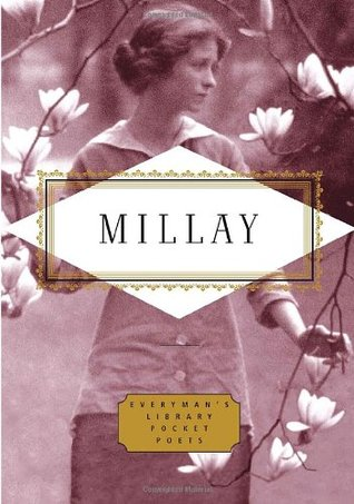 Edna St. Vincent Millay: Poems (Everyman's Library Pocket Poets) (2010)