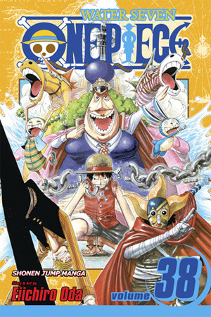 One Piece, Volume 38: Rocketman!!