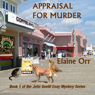 Appraisal for Murder (A Jolie Gentil Cozy Mystery #1) Audio