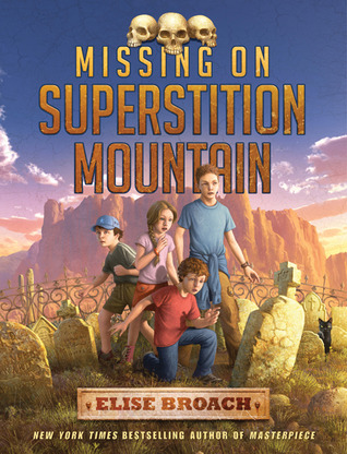 Missing on Superstition Mountain (2011)
