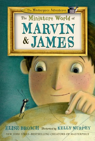 The Miniature World of Marvin and James (2014)