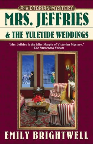 Mrs. Jeffries and the Yuletide Weddings (2009)