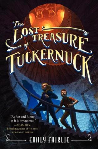 The Lost Treasure of Tuckernuck (2012)