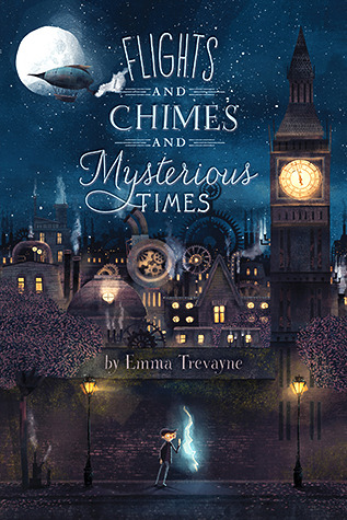 Flights and Chimes and Mysterious Times (2014)