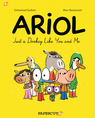 Ariol #1: Just a Donkey Like You and Me (2013)
