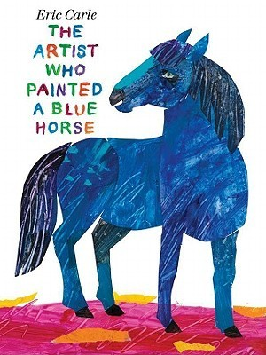 The Artist Who Painted a Blue Horse (2011)