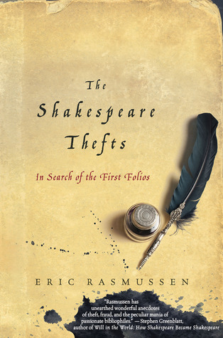 The Shakespeare Thefts: In Search of the First Folios (2011)