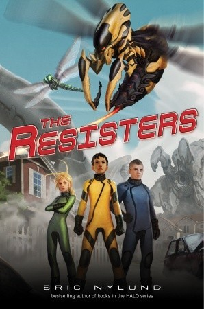 The Resisters #1: The Resisters (2011)