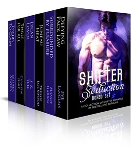 Shifter Seduction - Anthology (2014)
