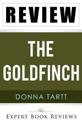 The Goldfinch: by Donna Tartt -- Review (2000)