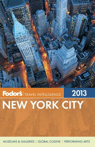 Fodor's New York City 2013 (1986)