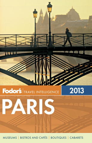 Fodor's Paris 2013 (2012)