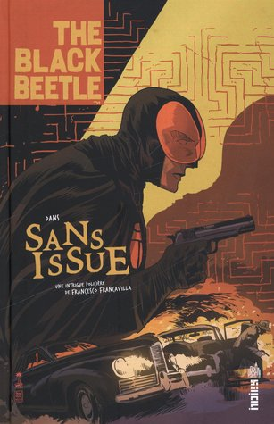 The Black Beetle dans Sans issue