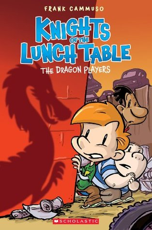 Knights of the Lunch Table #2: The Dragon Players (2013)