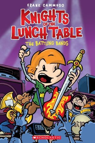 Knights of the Lunch Table #3: The Battling Bands (2013)