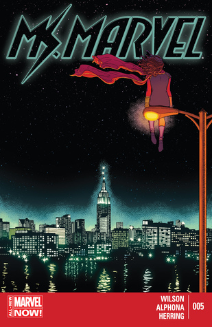 Ms. Marvel, #5: Urban Legend