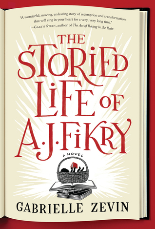 The Storied Life of A.J. Fikry (2014)