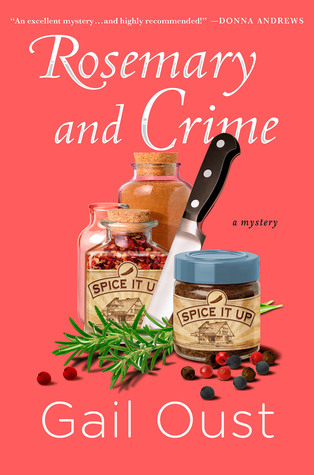 Rosemary and Crime: A Spice Shop Mystery (2013)