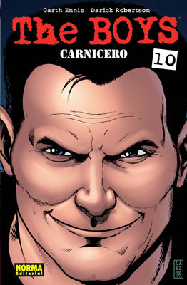 The Boys #10: Carnicero (2012)