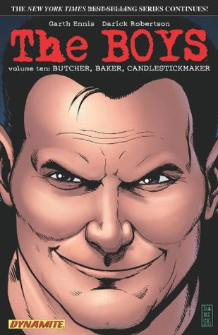 The Boys, Volume 10: Butcher, Baker, Candlestick Maker (2012)