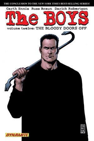 The Boys, Volume 12: The Bloody Doors Off (2012)