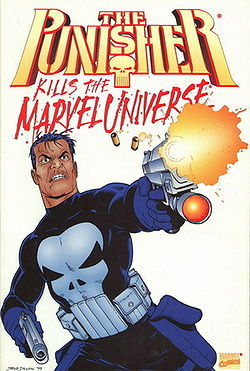The Punisher Kills the Marvel Universe (1995)