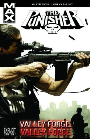 The Punisher MAX, Vol. 10: Valley Forge, Valley Forge (2008)