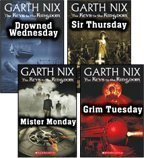 Mister Monday, Grim Tuesday, Drowned Wednesday, and Sir Thursday (2000)