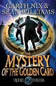 The Mystery of the Golden Card (2013)