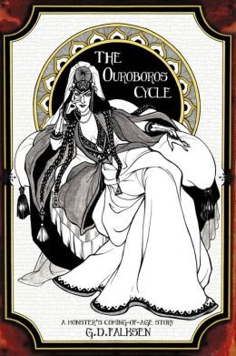 The Ouroboros Cycle, Book 1: A Monster's Coming of Age Story (2013)