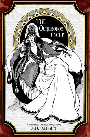The Ouroboros Cycle, Book One: A Monster's Coming of Age Story (2013)