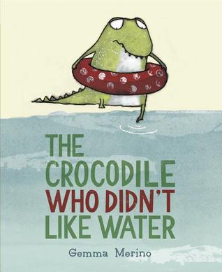 The Crocodile Who Didn't like Water (2013)