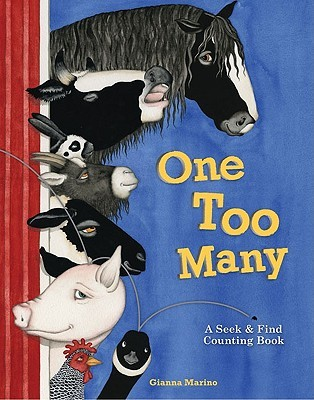 One Too Many: A Seek and Find Counting Book (2010)
