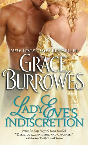 Lady Eve's Indiscretion (The Duke's Daughters, #4)