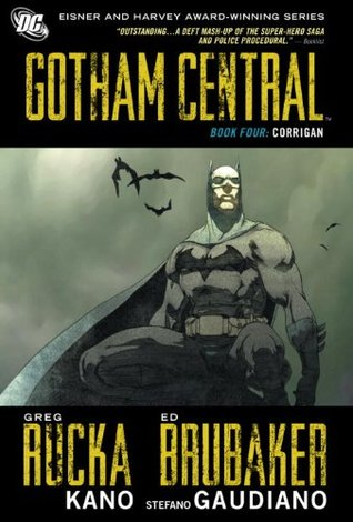 Gotham Central, Book Four: Corrigan (2011)
