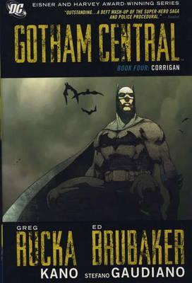 Gotham Central Deluxe Edition, Book 4: Corrigan (2011)