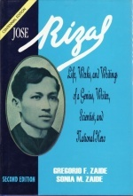 José Rizal: Life, Works, and Writings of a Genius, Writer, Scientist, and National Hero (2000)