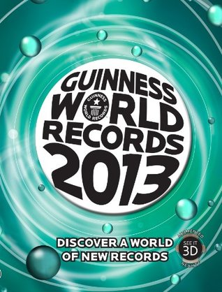 Guinness World Records 2013 Canadian (2012)