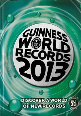 Guinness World Records 2013 (2012)