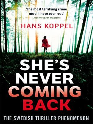 She's Never Coming Back (2011)