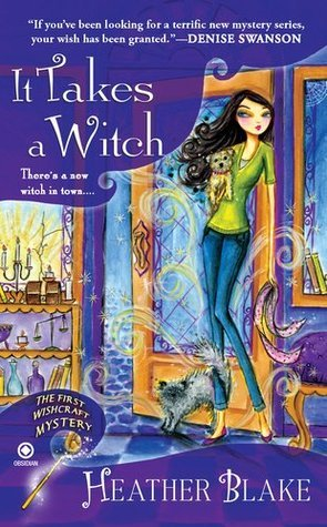 It Takes a Witch (2012)