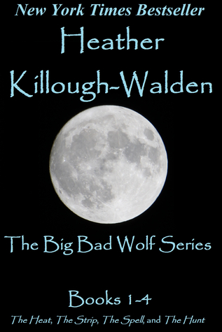 The Big Bad Wolf Series - Books 1-4 (2012)