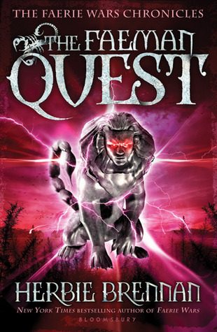 The Faeman Quest (2011)