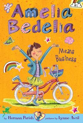 Amelia Bedelia Means Business (2013)