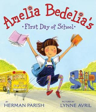 Amelia Bedelia's First Day of School (2009)