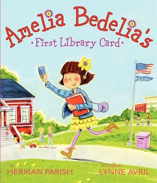 Amelia Bedelia's First Library Card (2013)