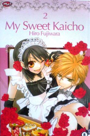My Sweet Kaicho, Vol. 2 (2008)