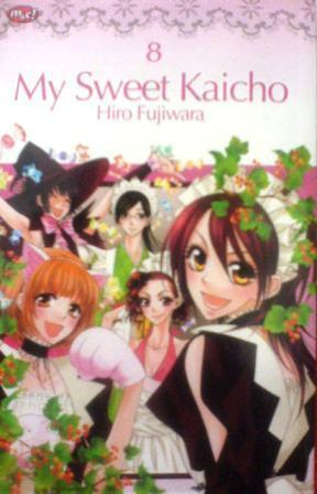 My Sweet Kaicho, Vol. 8 (2010)