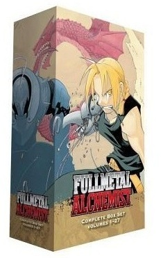 Fullmetal Alchemist Box Set (2011)